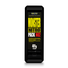 Monster Nitro Pack NO2 - Probiótica