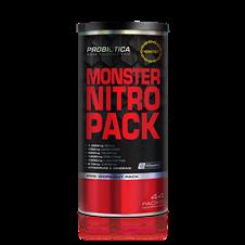 Monster Nitro Pack - Probiótica