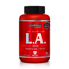LA Top Definition (Nova Fórmula) - Body Size