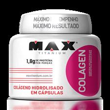 Colagen 500 - Max Titanium