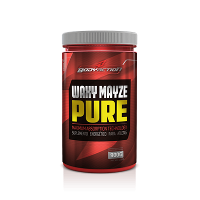 Waxy Maize Pure - Body Action