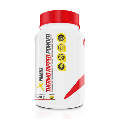 Thermo Ripped Powder - X-Pharma