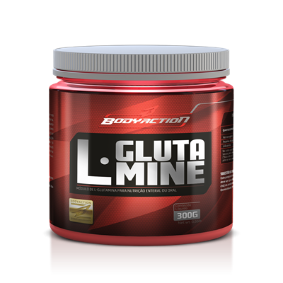 L-Glutamine - Body Action