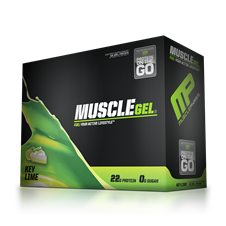Muscle Gel Shot (Proteína 100% Isolada) - Muscle Pharm