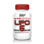 Lipo 6 Fast Acting - Nutrex
