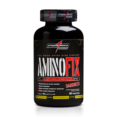 Amino Fix Darkness - Integralmédica