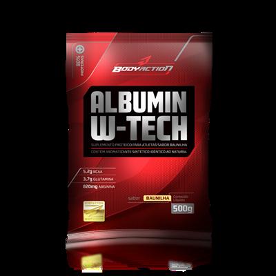 Albumin W-Tech - Body Action