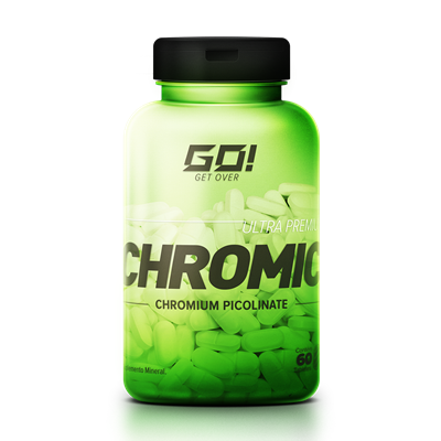 CHROMIC da GO Nutrition - Loja do Suplemento