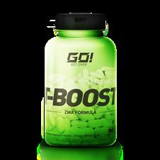 T-Boost (ZMA Formula) Ultra Premium - GO Nutrition