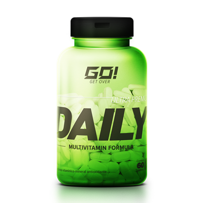 Daily (Multivitamin Formula) Ultra Premium - GO Nutrition