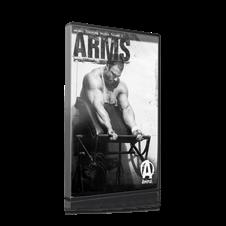 DVD ANIMAL Training Series Volume I - Arms (Braços) - Universal Nutrition