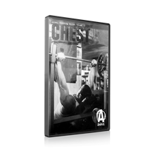 DVD ANIMAL Training Series Volume II - Chest (Peito) - Universal Nutrition
