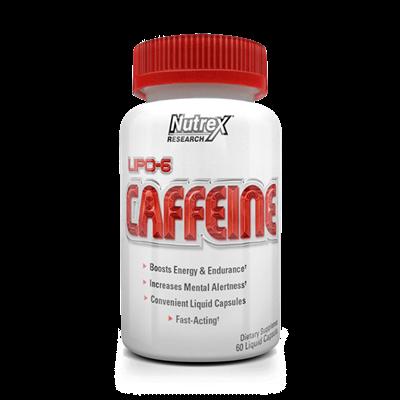 Lipo 6 Caffeine - Nutrex