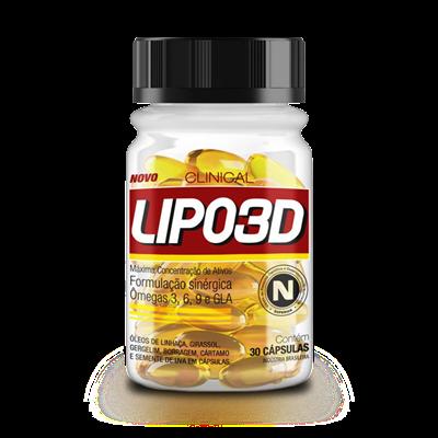 Lipo 3D Clinical - Nutrilatina