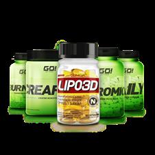 Combo Definição e Resistência Muscular - GO Nutrition