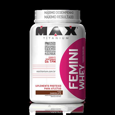 Femini Whey - Max Titanium