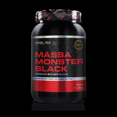 Massa Monster Black - Probiótica