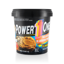 Pasta de Amendoim (1000g) - Power One