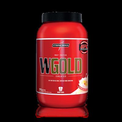 Whey Gold Isolate - IntegralMedica