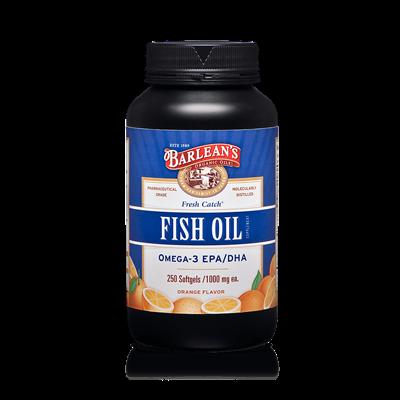 Barlean's Fish Oil 100 Cápsulas
