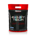 4 Whey Tech Refil - Atlhetica Evolution