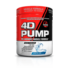 4D Pump - Image Sports