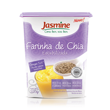 Farinha de Chia Estabilizada - Jasmine