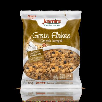 Grain Flakes Cereais Maltados - Jasmine