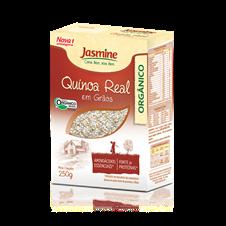 Quinoa em Grãos Orgânica - Jasmine