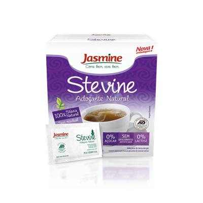 Adoçante em Pó Stevine - Jasmine