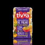 Macarrão Mini Fusilli de Milho (Mix Sabores) - Tivva