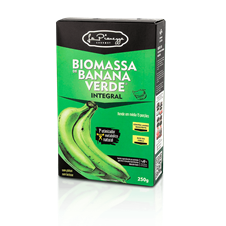 Biomassa de Banana Verde Integral - La Pianezza
