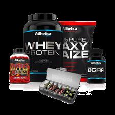 Combo Massa Muscular + Definição - Atlhetica Nutrition