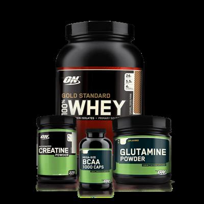 Combo Massa Muscular ON - Optimum Nutrition
