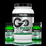 Combo Energia & Resistência - Atlhetica Endurance Series