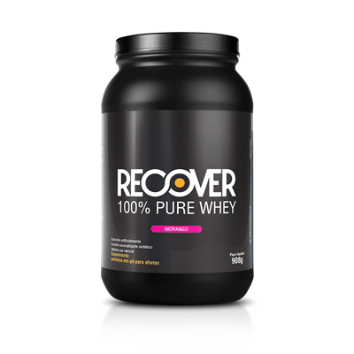 Recover 100% Pure Whey - Bodybuilders