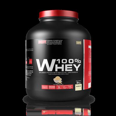 100% Whey Protein (2000g) - BodyBuilders