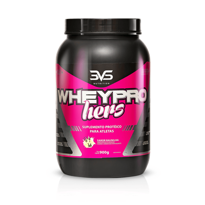 Whey Pro Hers - 3VS