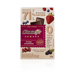 Chocolate Senses (Frutas Vermelhas) - ChocoLife