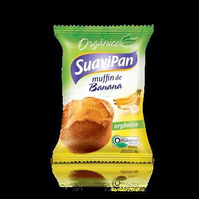 Muffin Orgânico - Suavipan