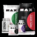 Combo 100% Massa Muscular - Max Titanium