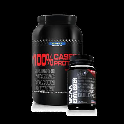 Combo Massa Muscular Time Release - Probiótica