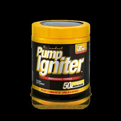 Pump Igniter - Top Secret Nutrition
