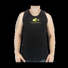 Camiseta Regata Join Us Preta - 4+ Athletics