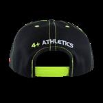 Boné - 4+ Athletics - Amarelo c/ Listras
