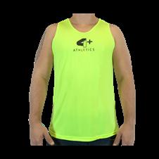 Camiseta Regata Join Us Amarela - 4+ Athletics