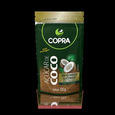 Açucar de Coco - Copra