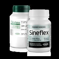 Combo Dilatex + Sineflex - Power Supplements