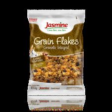Grain Flakes Cereais Maltados - Jasmine - 850g