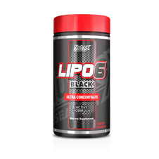 Lipo 6 Black Powder - Nutrex